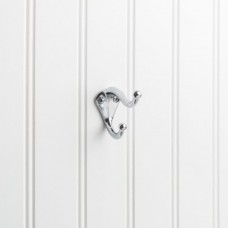 "Double Coat / Hat Hook (2-5/16"") - Polished Chrome (YD10-231PC) by Elements"