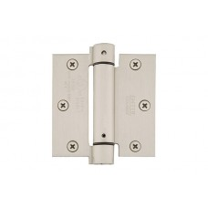 "3-1/2"" Self Closing Spring Hinges w/ Square Corners (95013) by Emtek"