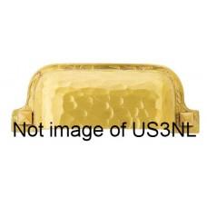 "Hammered Bin Pull (3"" cc) - Unlacquered Brass (86049) by Emtek"