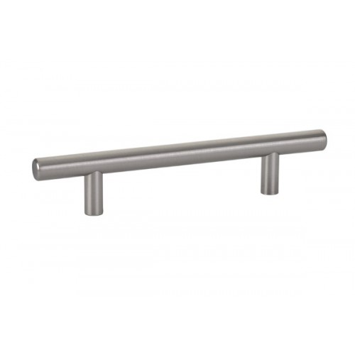 Bar Drawer Pull 12 Quot Cc Satin Nickel 86365 By Emtek