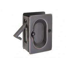Passage Notch Pocket Door Set (2101) by Emtek
