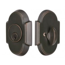 Brass Type 8 Deadbolt (8466) by Emtek