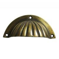 Shell Bin Pull - Custom Finishes (HBP7014) by Gado Gado