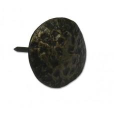 Hammered Clavos - Antique Brass (HCL1132) by Gado Gado