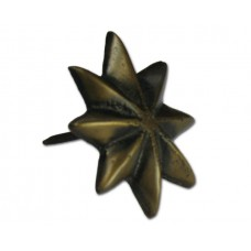 Large Star Clavos - Custom Finishes (HCL1156) by Gado Gado