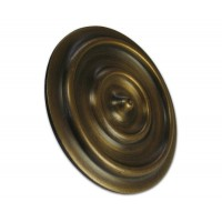 Round Double Ring Clavos - Custom Finishes (HCL1188) by Gado Gado