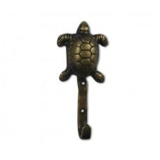 Turtle Hooks - Antique Brass (HHK7078) by Gado Gado