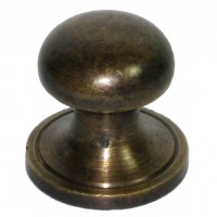 Half Sphere Cabinet Knob - Custom Finishes (HKN1020) by Gado Gado