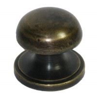 Bulb Top Cabinet Knob - Custom Finishes (HKN1022) by Gado Gado