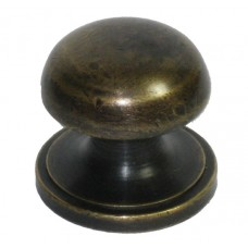 Bulb Top Cabinet Knob - Antique Brass (HKN1022) by Gado Gado