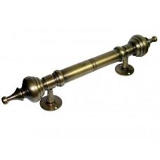 Minaret Drawer Pull - Antique Brass (HPU8020) by Gado Gado