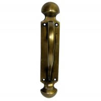Vertical Scroll Drawer Pull - Custom Finishes (HPU8024) by Gado Gado