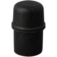 Black Replacement Tip for DSIX09 Door Stops (DSIX09RUB) by Inox by Unison Hardware