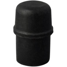 Black Replacement Tip for DSIX04 Door Stops (DSIX04RUB) by Inox by Unison Hardware