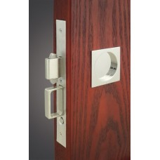 Urban Mortise Pocket Door Lock (FH23) by Inox by Unison Hardware