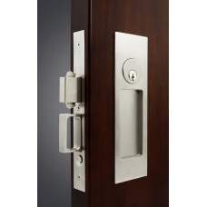 Linear Mortise Pocket Door Lock (FH27) by Inox by Unison Hardware
