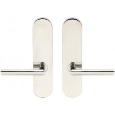 Oval Plate Decorative Plate Set (LA) by Inox by Unison Hardware