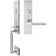 NY Mortise Entry Set (NY) by Inox by Unison Hardware