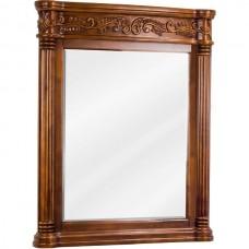 Burled Ornate Mirror (MIR012) by Jeffrey Alexander