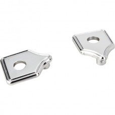 """Transition for 3 to 96mm Cabinet Knob ("""") - Polished Chrome (PE03-PC) by Jeffrey Alexander"""