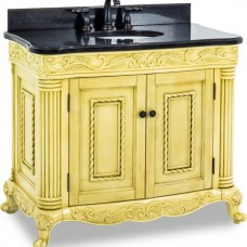 Antique Ornate Vanity (VAN011-T) by Jeffrey Alexander
