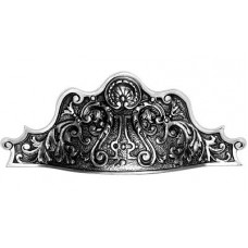 "Kensington Bin Pull (3"" cc) - Antique Pewter (NHBP-808-AP) by Notting Hill"
