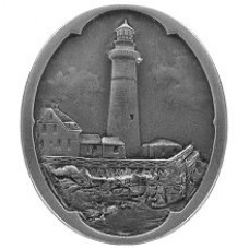 Guiding Lighthouse Cabinet Knob - Antique Pewter (NHK-142-AP) by Notting Hill