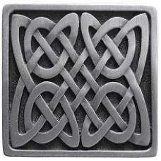 Celtic Isles Cabinet Knob - Antique Pewter (NHK-157-AP) by Notting Hill