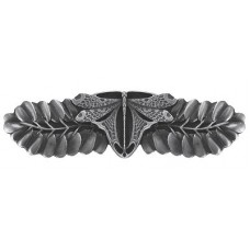 "Dragonfly Drawer Pull (3"" cc) - Antique Pewter (NHP-607-AP) by Notting Hill"