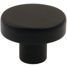"""Modern 1-3/8"""" Modern Round Knob (938ORB) Oil Rubbed Bronze by Rusticware"""