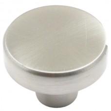 """Modern 1-3/8"""" Modern Round Knob (938SN) Satin Nickel by Rusticware"""