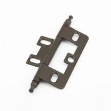 Hinges Hinge Non-Mortise (1100M-10B) in Oil Rubbed Bronze of the Schaub & Company Signature Series