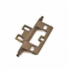 Hinges Hinge Non-Mortise (1100M-ALB) in Antique Light Brass of the Schaub & Company Signature Series