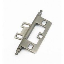 Hinges Hinge Non-Mortise (1100M-AN) in Antique Nickel of the Schaub & Company Signature Series