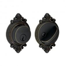 Brookshire Deadbolt Lock Set - B Series (B60BRK) by Schlage