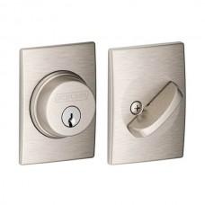 Century Deadbolt Lock Set - B Series (B60CEN) by Schlage