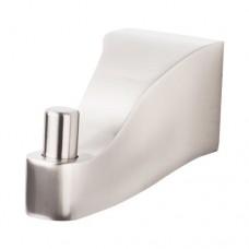 Aqua Bath Single Hook - Brushed Satin Nickel (AQ1BSN) by Top Knobs