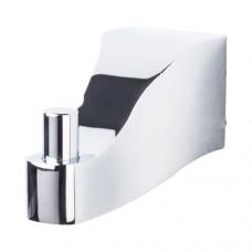 Aqua Bath Single Hook - Polished Chrome (AQ1PC) by Top Knobs