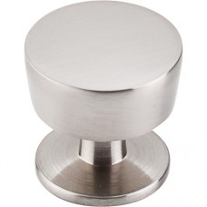 "Essex Cabinet Knob (1-3/16"") - Brushed Satin Nickel (M1122) by Top Knobs"