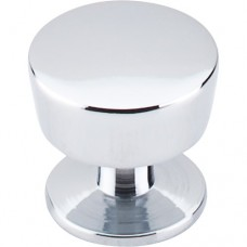 "Essex Cabinet Knob (1-3/16"") - Polished Chrome (M1124) by Top Knobs"