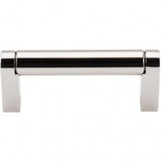 """Pennington Bar Drawer Pull (3"""" cc) - Polished Nickel (M1254) by Top Knobs"""
