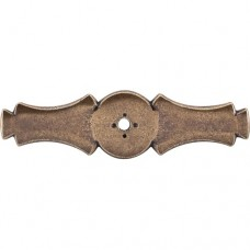 "Celtic Knob Backplate (3-5/8"") - German Bronze (M170) by Top Knobs"