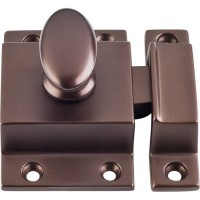 "Cabinet Latch (2"") - Oil Rubbed Bronze (M1783) by Top Knobs"