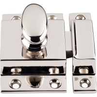 """Cabinet Latch (2"""") - Polished Nickel (M1784) by Top Knobs"""