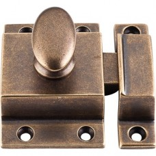 "Cabinet Latch (2"") - German Bronze (M1785) by Top Knobs"