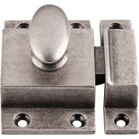 "Cabinet Latch (2"") - Pewter Antique (M1786) by Top Knobs"