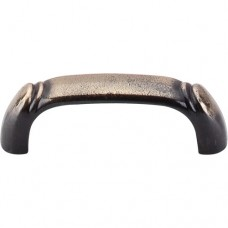 "Dover D-Pull Drawer Pull (2-1/2"" cc) - Dark Antique Brass (M191) by Top Knobs"