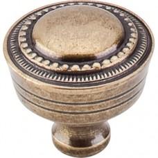 "Contessa Cabinet Knob (1-1/4"") - German Bronze (M200) by Top Knobs"