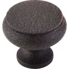 "Cumberland Cabinet Knob (1-1/4"") - Rust (M207) by Top Knobs"