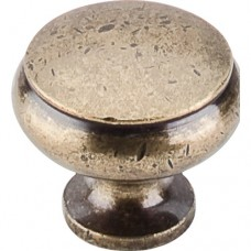 "Cumberland Cabinet Knob (1-1/4"") - German Bronze (M208) by Top Knobs"
